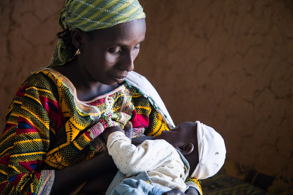 Niger Breastfeeding